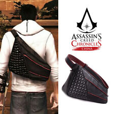 Assassin's Creed Desmond Miles Disfraz para jugar Bolso Unisex Casual PU Bolso de Hombro Bolso