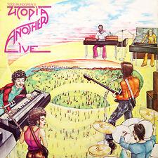 TODD RUNDGREN Utopia Another Live FR Press Bearsville 55 508 1975 LP