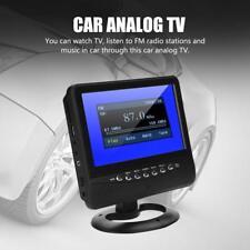 """Tragbar 7"""" Mini 16:9 Fernseher TV FM Radio Digital HD Analog Television TV"""