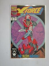 X-Force #2 8.0 VF (1991 1st Series)