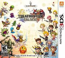 Theatrhythm: Final Fantasy [video game]