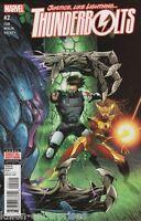 Thunderbolts #2 Comic Book 2016 - Marvel
