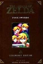 Four Swords by Akira Himekawa (author)