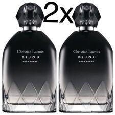 Avon Christian Lacroix Bijou for Him EDT, 75ml, new 2 bottles, discontinued