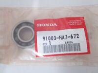 HONDA 91003-HA7-672 OEM Crankshaft Bearing TRX 300EX TRX300FW TRX250X ATC350X