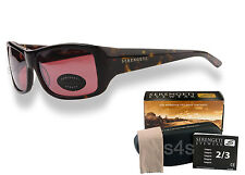 Serengeti Sarca Sunglasses DARK TORTE_POLARISED PHOTOCHROMIC STRATA 6966