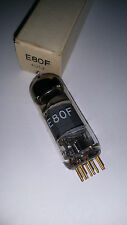 E80F Philips NOS goldpins  tested good on Funke W19s  Röhren / tubes Nr.A17