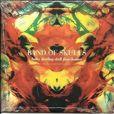 BAND OF SKULLS Baby Darling Ultra Rare Carded Sleeve ADVNCE PROMO CD Doll Face