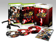 Street FIghter IV Collector's Edition Brand NEW SEALED!