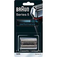 Braun Series 5 52S Shavers Replacement Foil Trimmer Head Cassette Shaver Blades