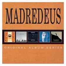 MADREDEUS Original 5CD NEW Existir/O Espirito Da Paz/Ainda/O Paraiso/Movimento