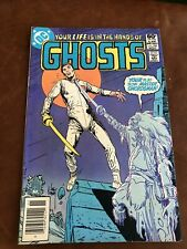 DC Comic Ghosts Unexpected H Of Sectrets Phantom Stranger Secret Of HH Lot of 10