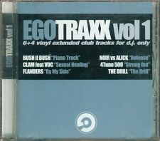 Ego Traxx Vol. 1 - Flanders/Bush Ii Bush Cd Ottimo