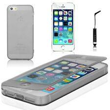 Housses et coques anti-chocs noir transparent pour téléphone mobile et assistant personnel (PDA) Apple