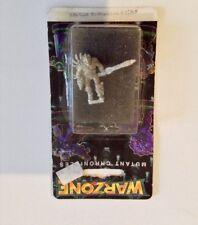 1995 Warzone Mutant Chronicles Miniature Callistonian Intruder 9624-B Metal
