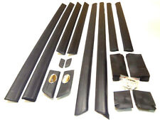 AUDI 100 C4 A6 1991-97 doors trims moldings mouldings and protective rubber set
