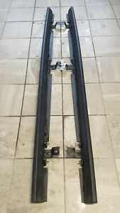 2007 - 2018 Jeep Wrangler JK Rubicon Sahara Factory OEM 4-Door Rock Rails