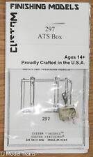 Custom Finishing HO #297 ATS Box