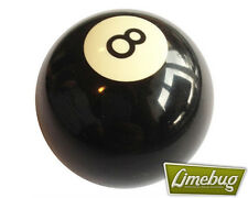 Black 8 Ball Billiard Pool Gearstick Solid Medium Shift Gear Knob Snooker VW T1