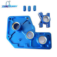 HSP 054004-Gear Mount (AL.) For 1/5 Scale RC Buggy Truck