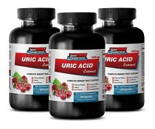 inhibit uric acid production - URIC ACID FORMULA NATURAL EXTRACTS 3B - green tea