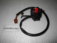 Interruptor de apagado SWITCH START-STOP HONDA CBF1000F bj.10-16 NUEVO