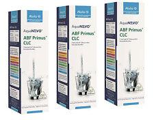 3x Alvito Filtre à eau ABF Primus CLC Charbon actif Filtre à bloc mit