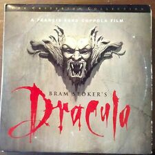 Dracula : Bram Stoker's - Criterion Collection  Laserdisc