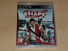 Escape Dead Island PS3 Playstation 3 **BRAND NEW & SEALED**