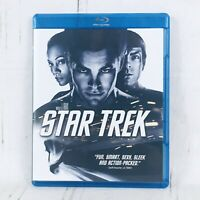 Star Trek Blu-ray Disc 2010 Disc Is Like New