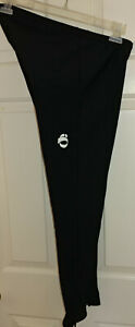 Pearl iZumi Fleece Lined  Zip Ankle Cycling Tights (Large)