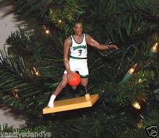 stephon MARBURY mn TIMBERWOLVES basketball NBA xmas TREE ornament HOLIDAY jersey