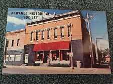 Kewanee Historical Society Butterwick Building Kewanee Illinois IL Postcard #411