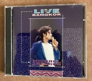 2xCD Michael Jackson – Live In Bangkok 1994