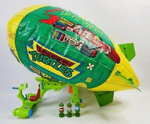 1991 Teenage Mutant Ninja Turtles BLIMP 2 - Near Complete (Read Description)