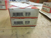 67-70 Chevy G20 Front Inner Wheel Seals 90155 (2) G232