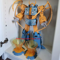 Transformers 01-STUDIO War For Cybertron Unicron G1 Action Figure 45cm In Stock