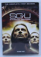 Stargate universe - The complete first season - 6 DVD set