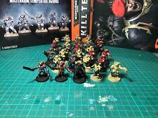 Warhammer 40k Imperial Guard/Astra Militarum Tempestus Scions (30 Miniatures)