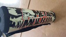 7/8'' Handlebar Cross Bar Pad Motocross Dirt Bike Metal Mulisha