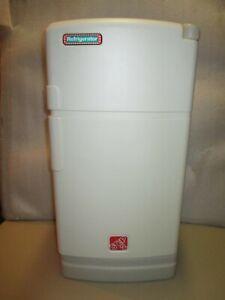 HTF Vintage Step 2 Pretend Play Refrigerator Child Size Toddler Little Tike