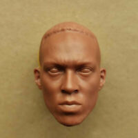 """Blank 1//6 Scale Football Star Cristiano Ronald Head Sculpt Unpainted Fit 12/"""""""
