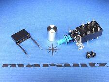 Marantz Power Switch Kit + Knob for 22xx & 4xxx Series Vintage Receivers