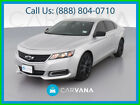 2018 Chevrolet Impala LS Sedan 4D Anti-Theft System Knee Air Bags Traction Control Keyless Entry Power Steering