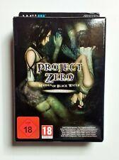 Project Zero Maiden of Black Water Edition ( Fatal Frame ) - Nintendo WII U