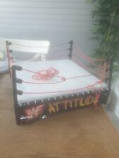 Wwe Wwf Attitude Wrestling Figure Ring