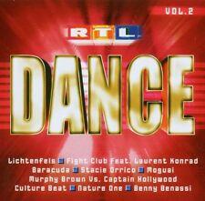 RTL DANCE Vol.2     (2-CD)  NEU+UNGESPIELT-MINT!