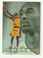 1997-98 Flair Showcase Sec 2 Row 3 Seat 18 Showtime Kobe Bryant Year 2 Lakers