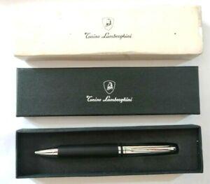 Penna a sfera Tonino Lamborghini 10939B BLACK NERO