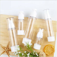 Clear Spray Bottles Empty Clear Travel Transparent Plastic Perfume Atomizer